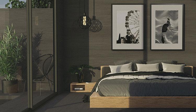 Klimatyczna sypialnia z motywem. Wybierz idealny obraz do sypialni!