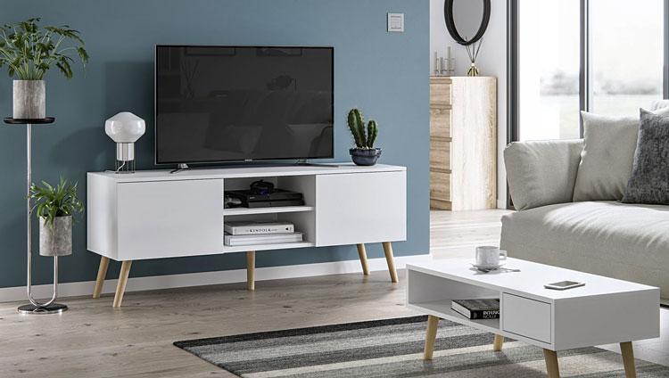 Jak wybrać odpowiednią szafkę pod telewizor?