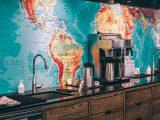 Co na ścianach w kuchni?