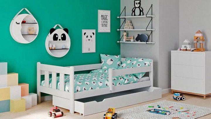 Półki do pokoju dziecka – dokonaj najlepszego wyboru!