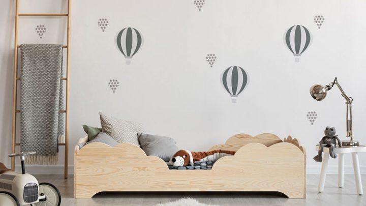Najmodniejsze i ponadczasowe tapety do pokoju dziecięcego.