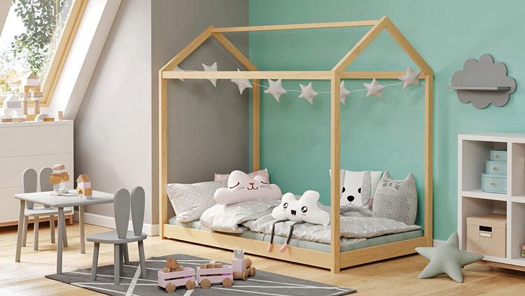 Jakie kolory najlepiej sprawdzą się w pokoju dziecka? Poznaj tajniki designerów!